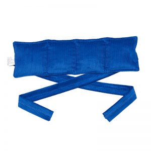 blue four division tie bag royal for sale at heatbags plus