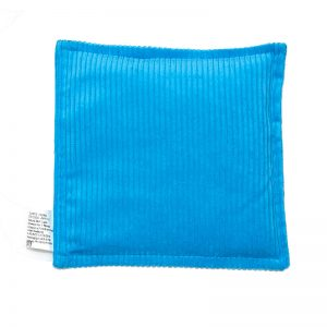 aqua junior square heat bag for sale at heatbags plus