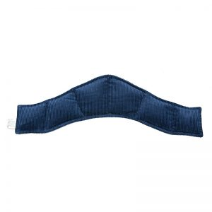 navy blue neck collar heat pack for sale at heatbags plus