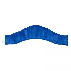 royal blue neck collar heat pack for sale at heatbags plus