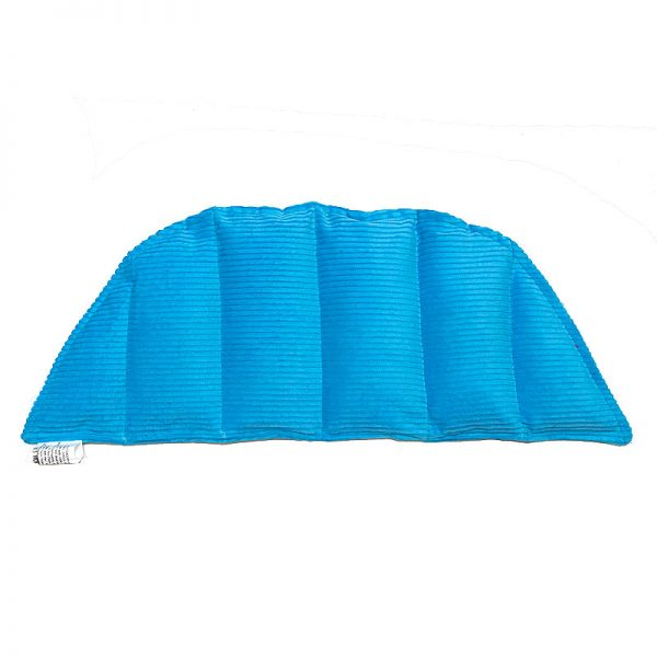 aqua six panel shoulder heat pack for sale at heatbags plus