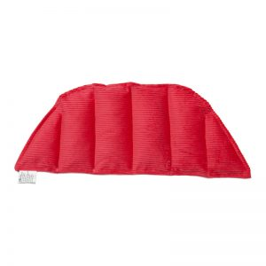 red six panel shoulder heat pack for sale at heatbags plus