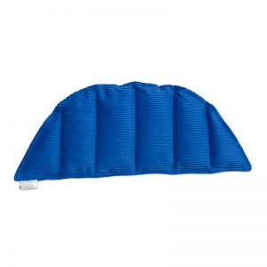 royal blue six panel shoulder heat pack for sale at heatbags plus