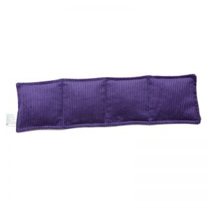 purple four panel pillow heat pack for sale at heatbags plus