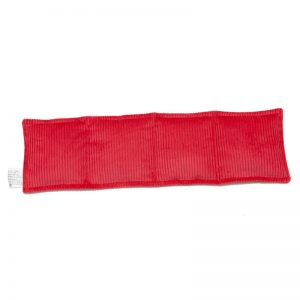 red four panel pillow heat pack for sale at heatbags plus