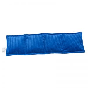 royal blue four panel pillow heat pack for sale at heatbags plus