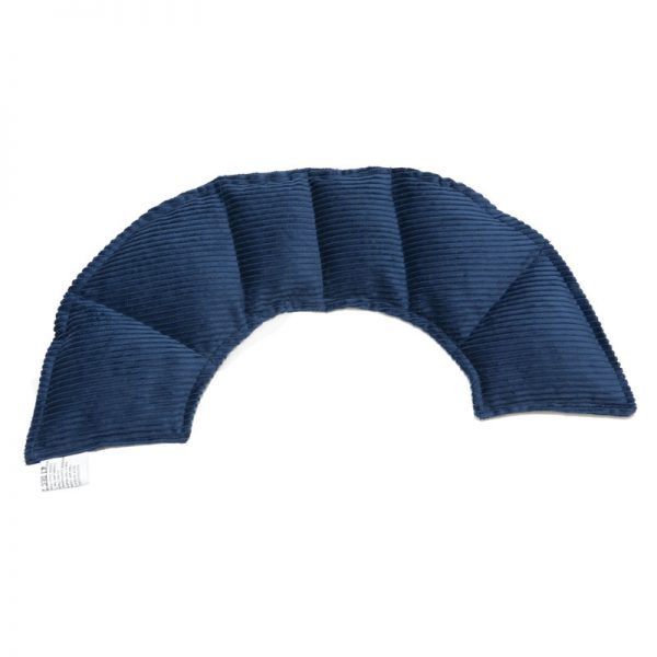 navy blue neck wrap heat bag for sale at heatbags plus