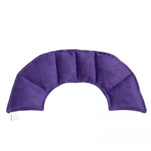 purple neck wrap heat bag for sale at heatbags plus
