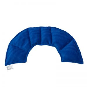 royal blue neck wrap heat bag for sale at heatbags plus