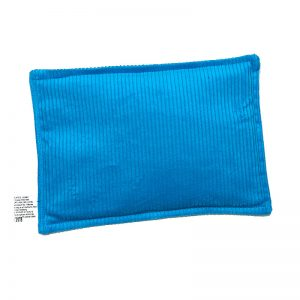 aqua regular comforter heat bag for sale at heatbags plus