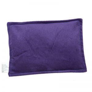 purple regular comforter heat bag for sale at heatbags plus