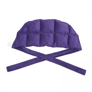 purple ten panel heat bag for sale at heatbags plus
