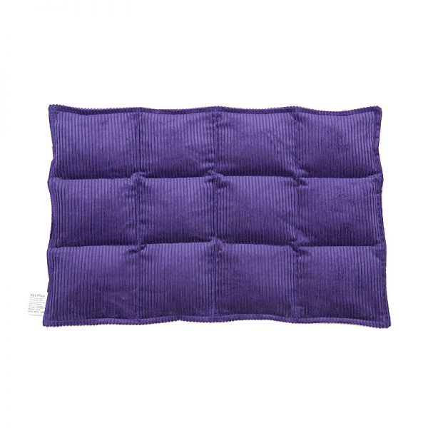 purple twelve panel heat bag for sale at heatbags plus