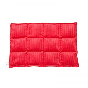 red twelve panel heat bag for sale at heatbags plus