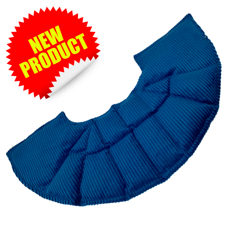 New product - large Neck Wrap Heatbag by Heatbags Plus